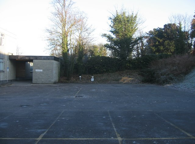 Empty Car Park Space For Sale Near Luton Airport