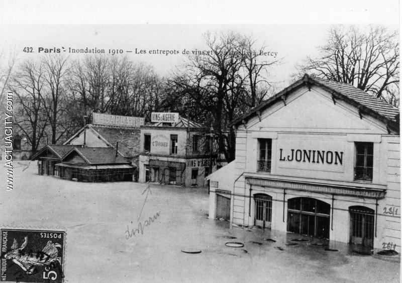 file entrepôt de bercy great flood of paris in 1910 jpg wikimedia