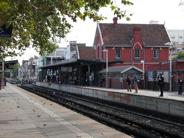 Estación San Isidro C