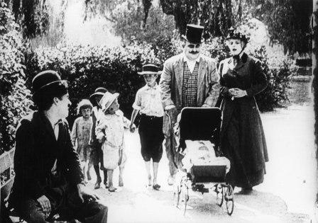 <i>The Face on the Bar Room Floor</i> (1914 film) 1914 film by Charlie Chaplin