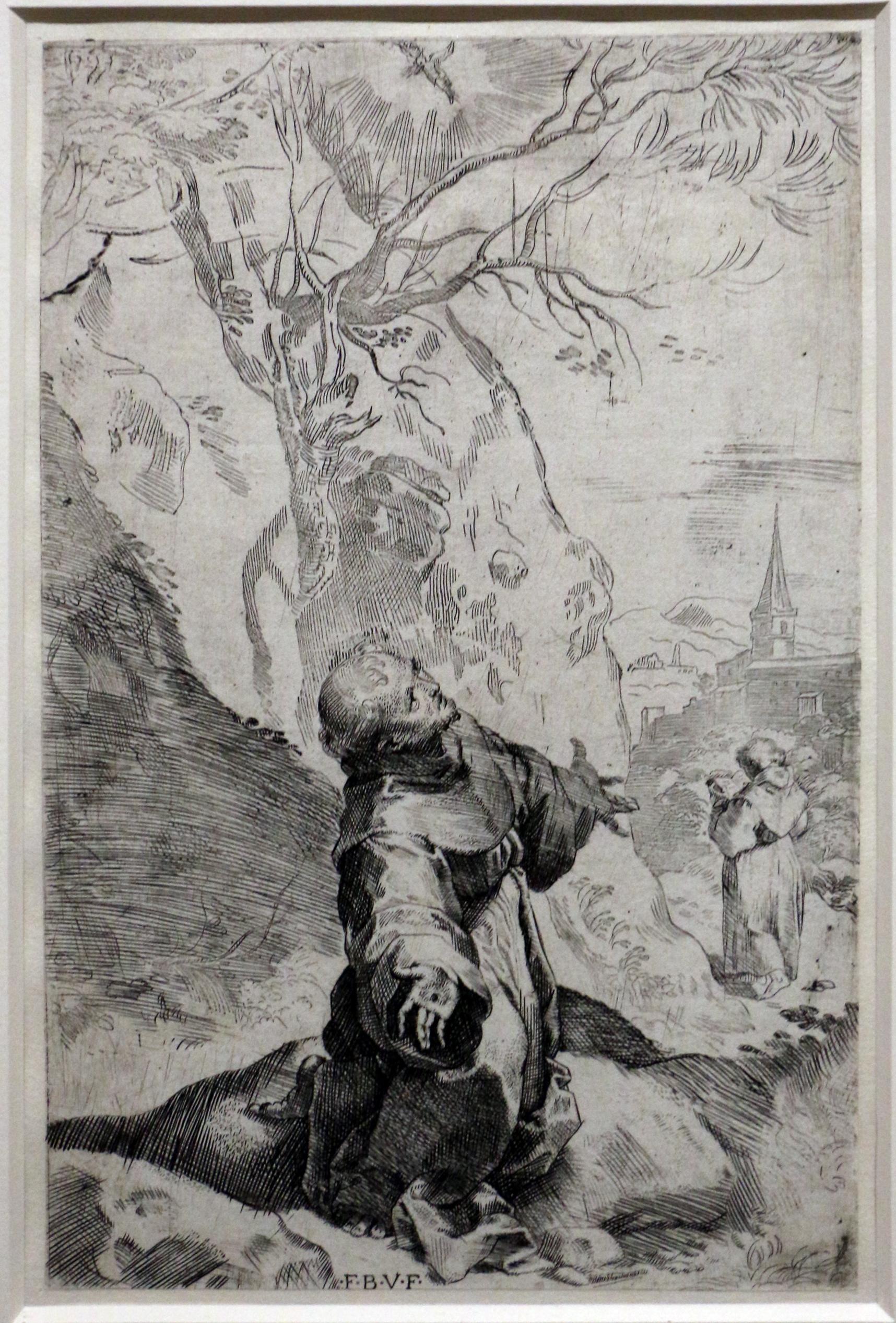 File:Federico barocci, san francesco riceve le stigmate, 1581-85 (amsterdam