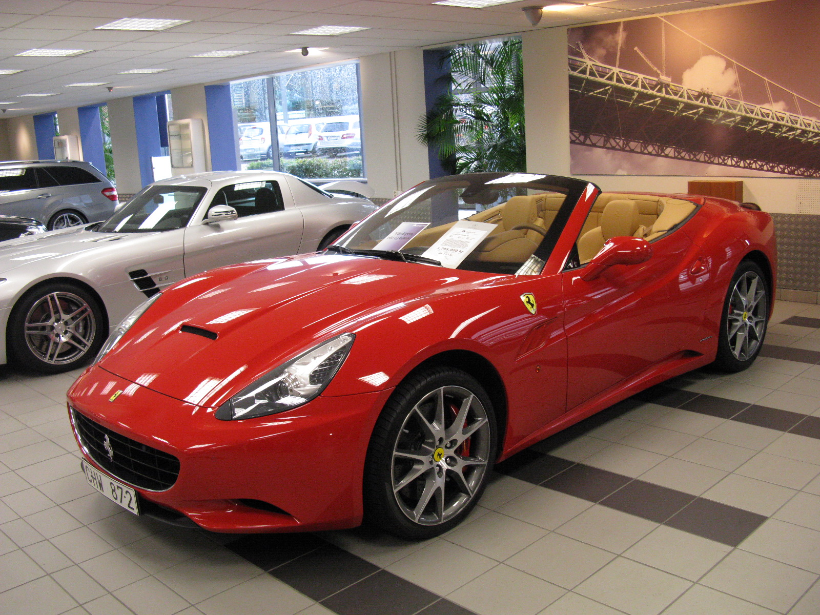 File:Ferrari California Spider (6270328430).jpg ...