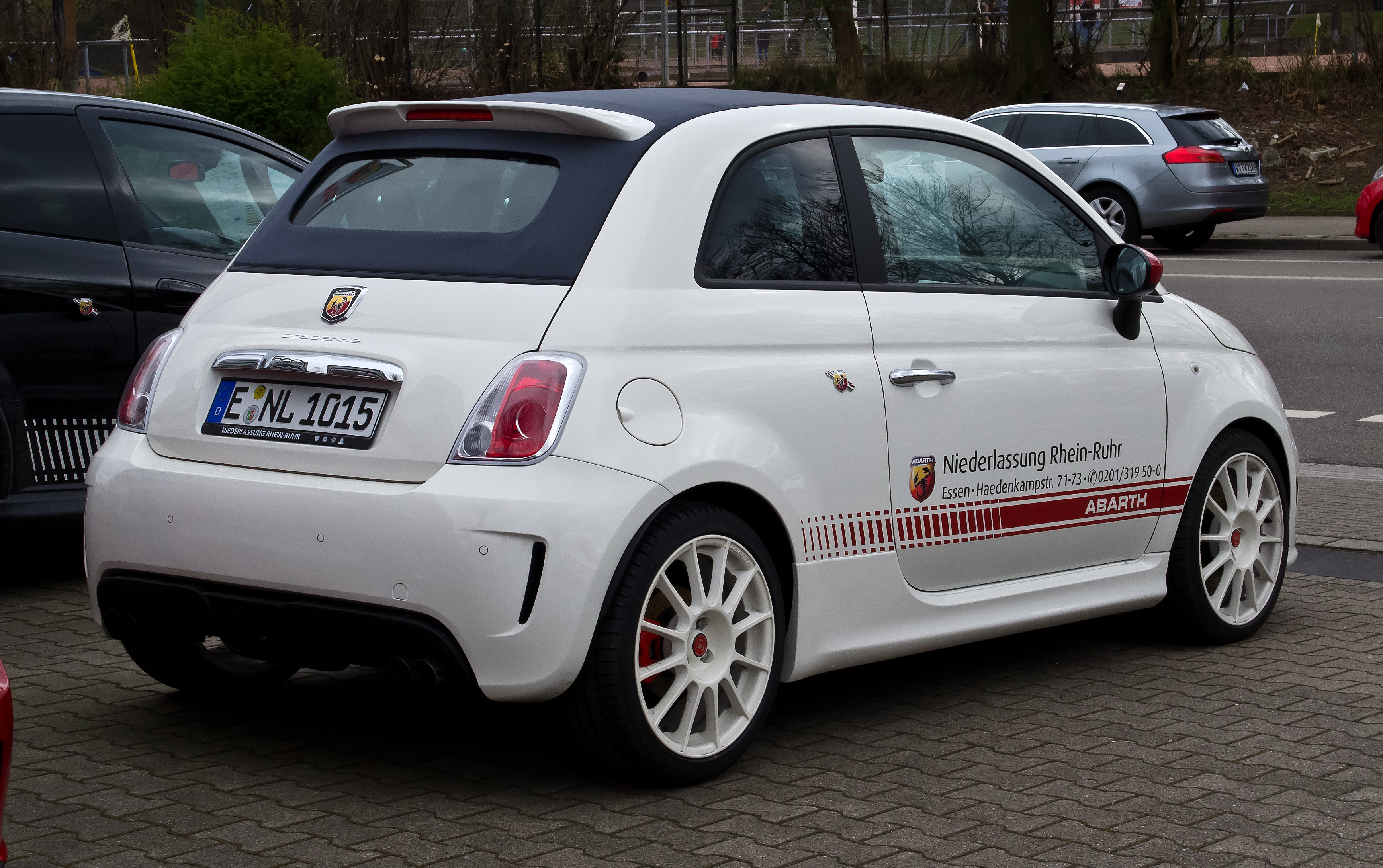 File Fiat 500c Abarth Esseesse Heckansicht 1 April
