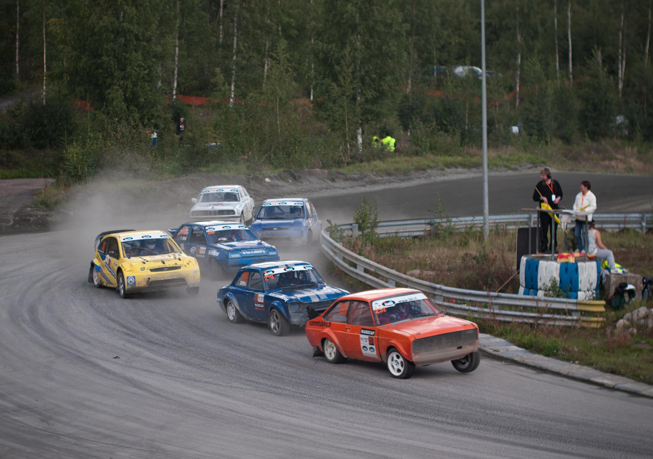 Race Cars At Disney World