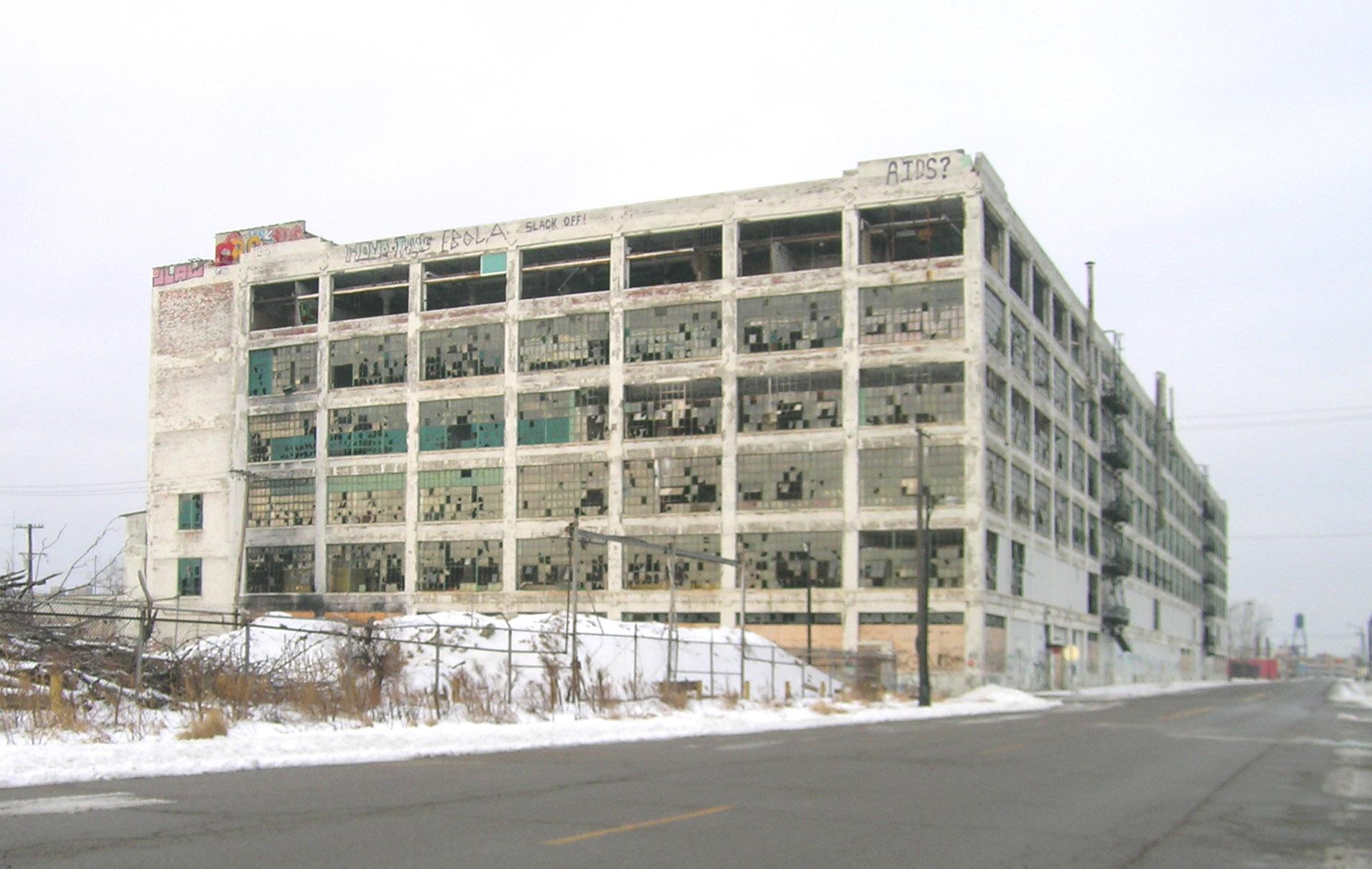 File Fisher Body Plant 21 Detroit Michigan Jpg