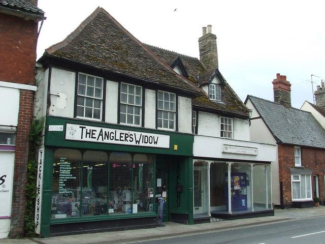 file:fishing tackle shop - geograph.uk - 821975, Fishing Rod