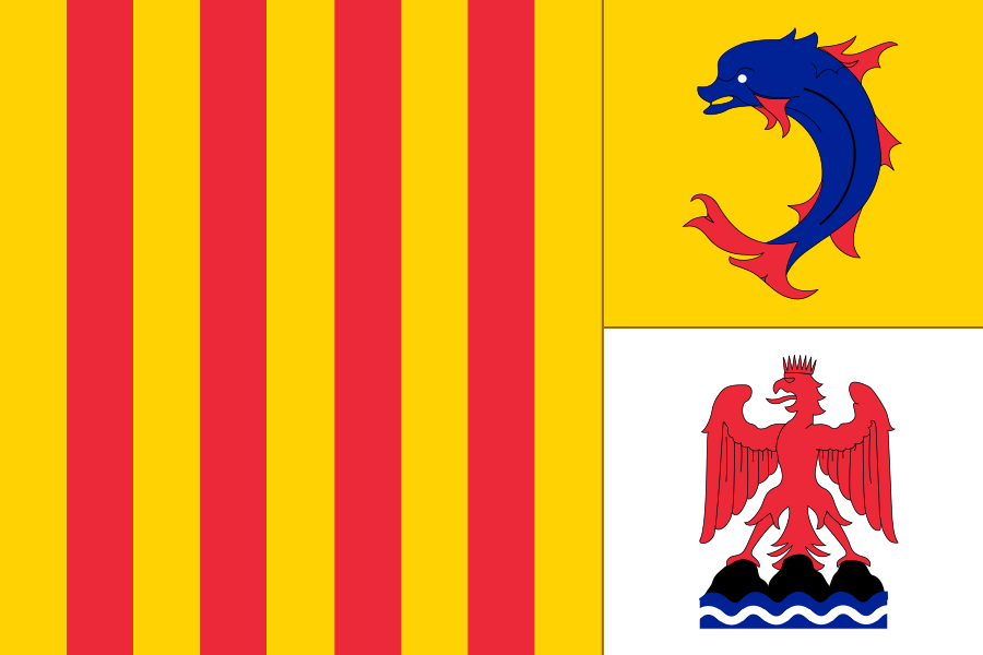 Flag of Provence Alpes Cote d Azur.png