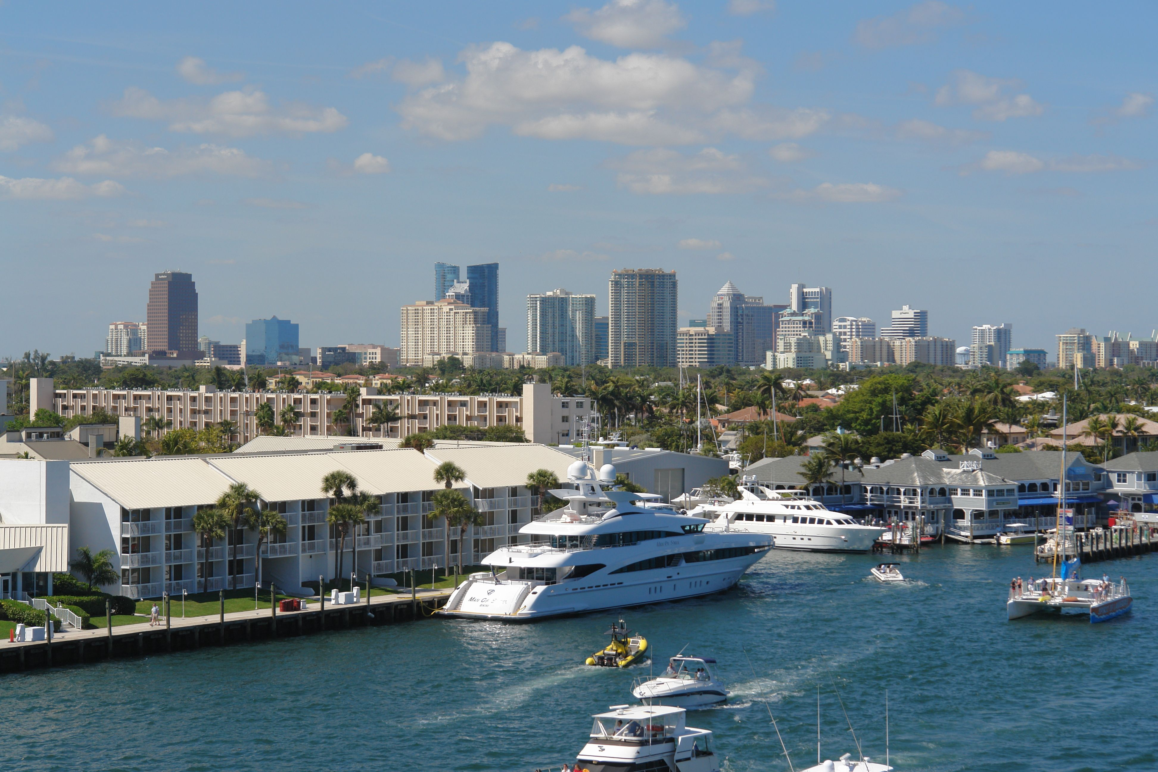 Best date places in fort lauderdale