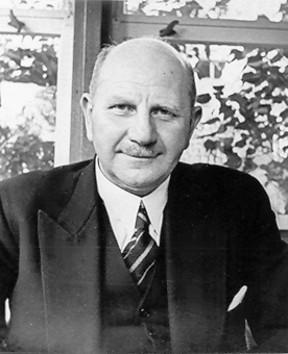 Franz Hoffmann 3 um 1935