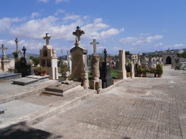 Friedhof von Muro
