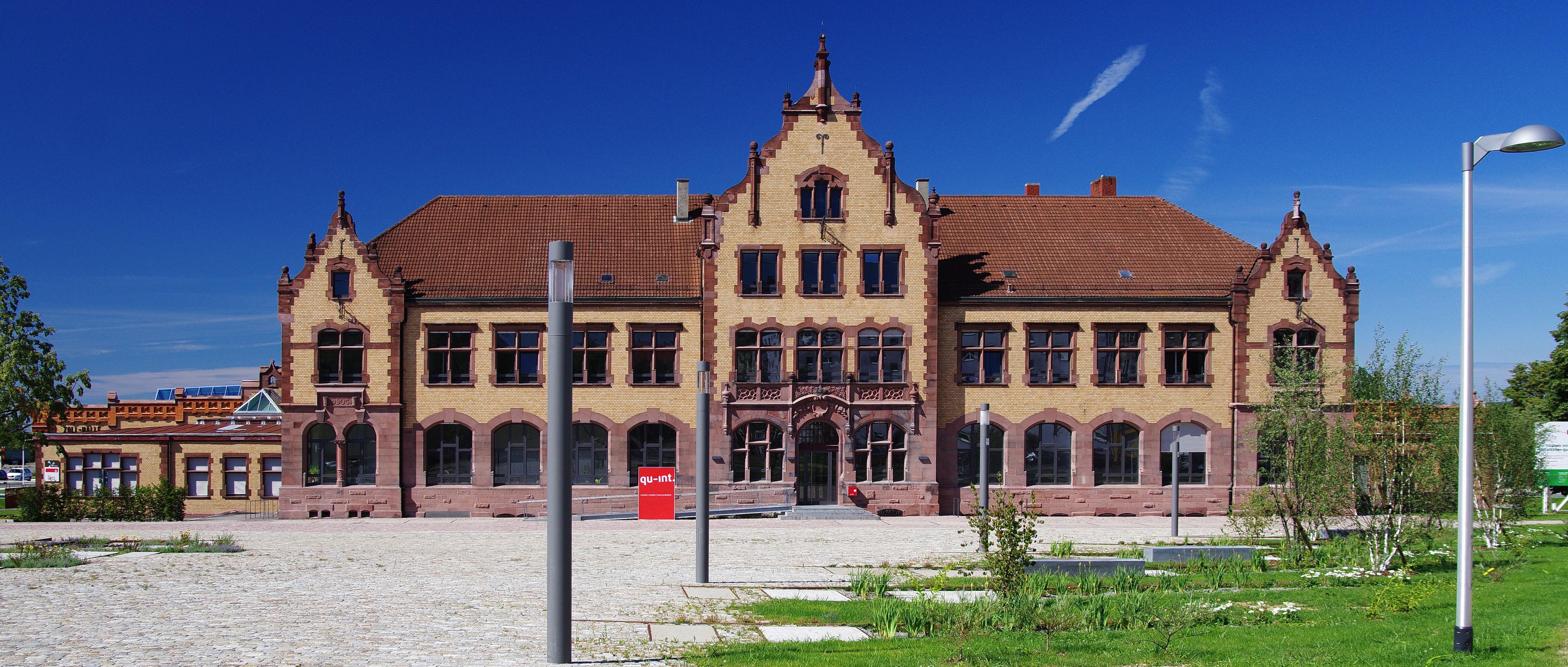 freiburg alter güterbahnhof
