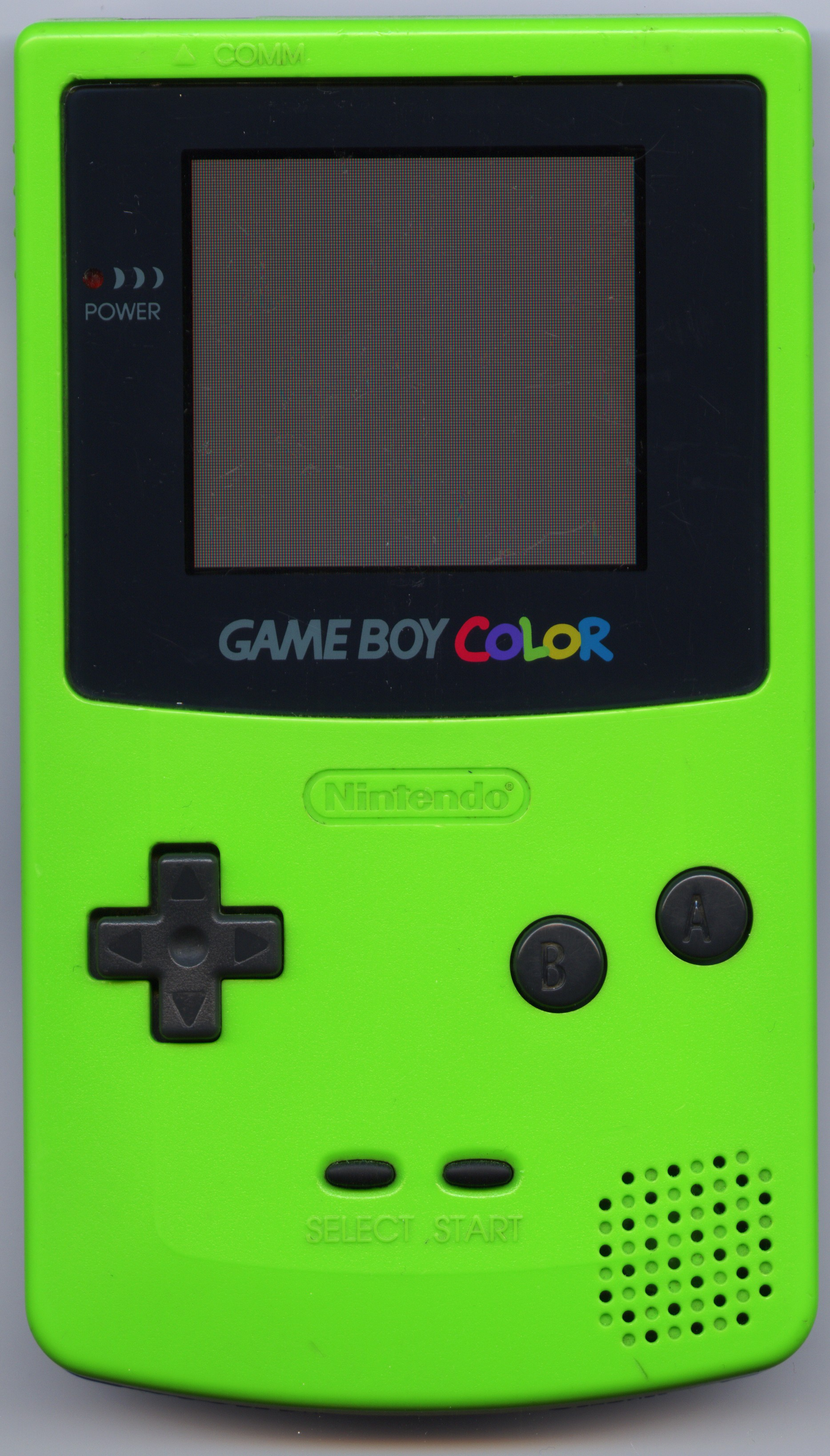 Rad Books For Rad Kids A Radical Analysis Of Youth Gameboy Color