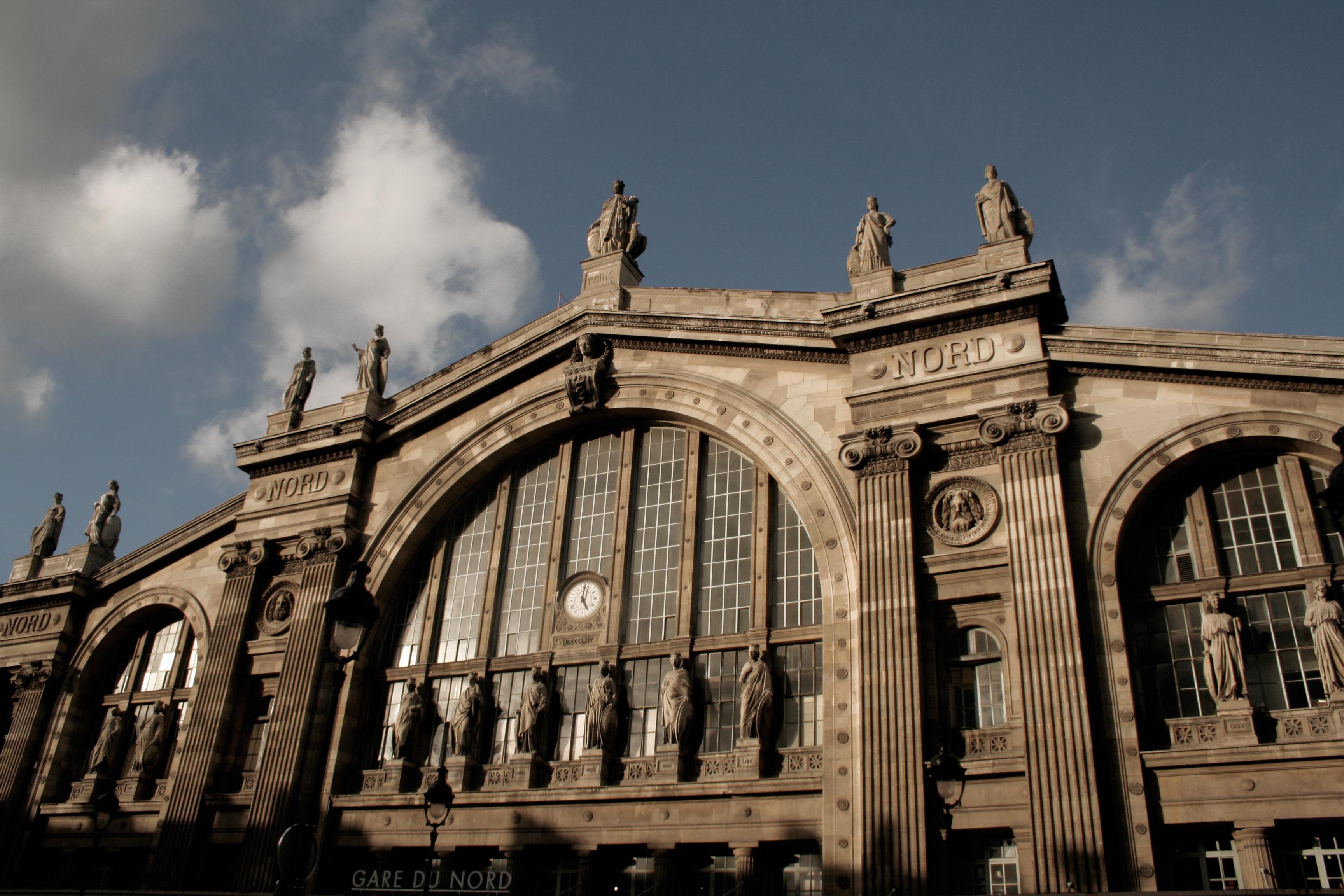 Gare Du Nord Car Hire