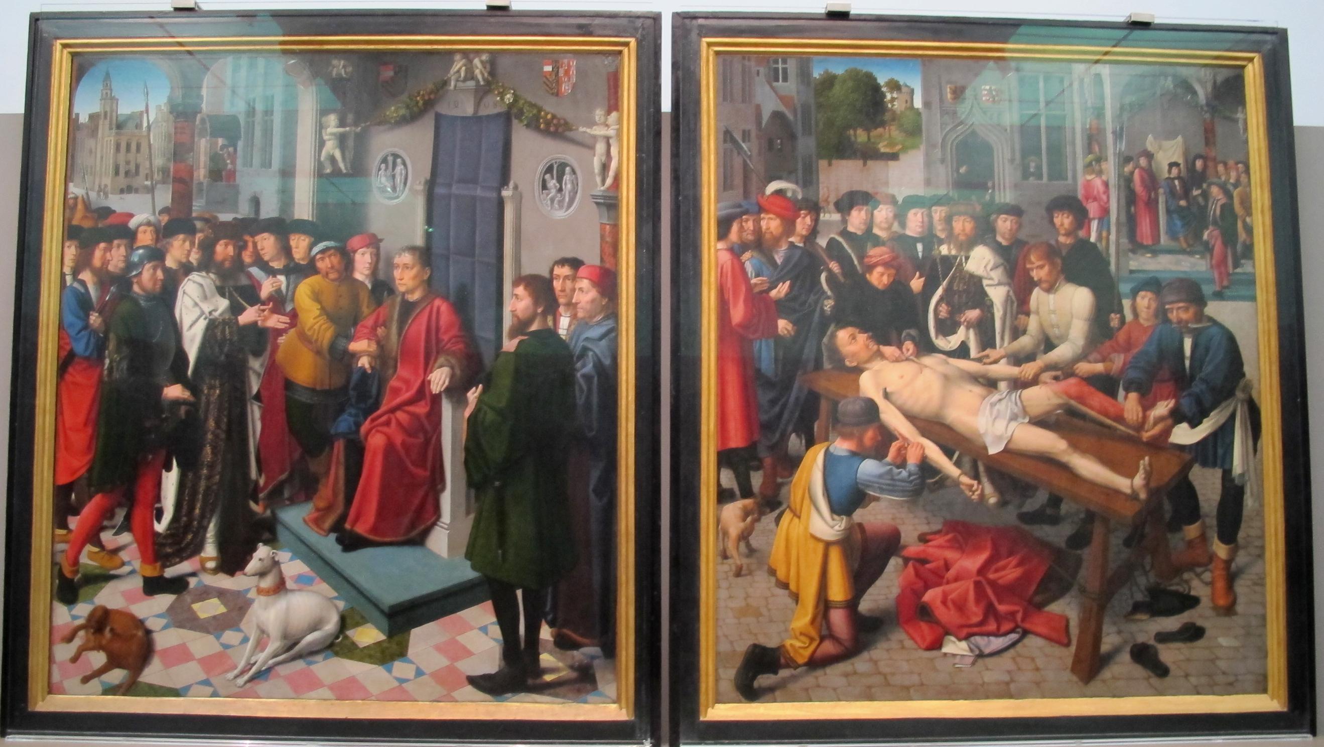 File:Gerard david, giudizio di cambise, 1498, 01.JPG