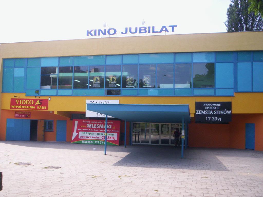 Kino Jubilat Głogów