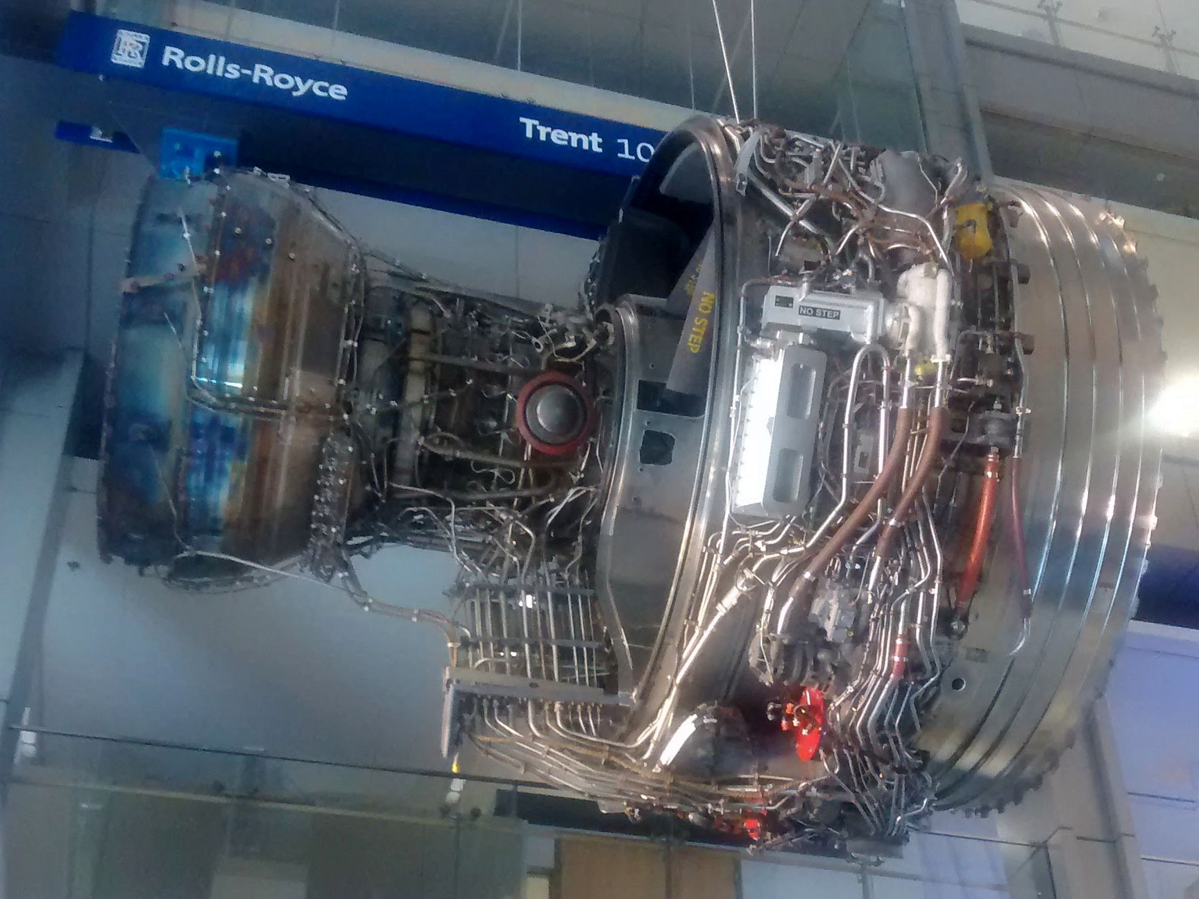 Rolls Royce Trent 1000 Wikiwand