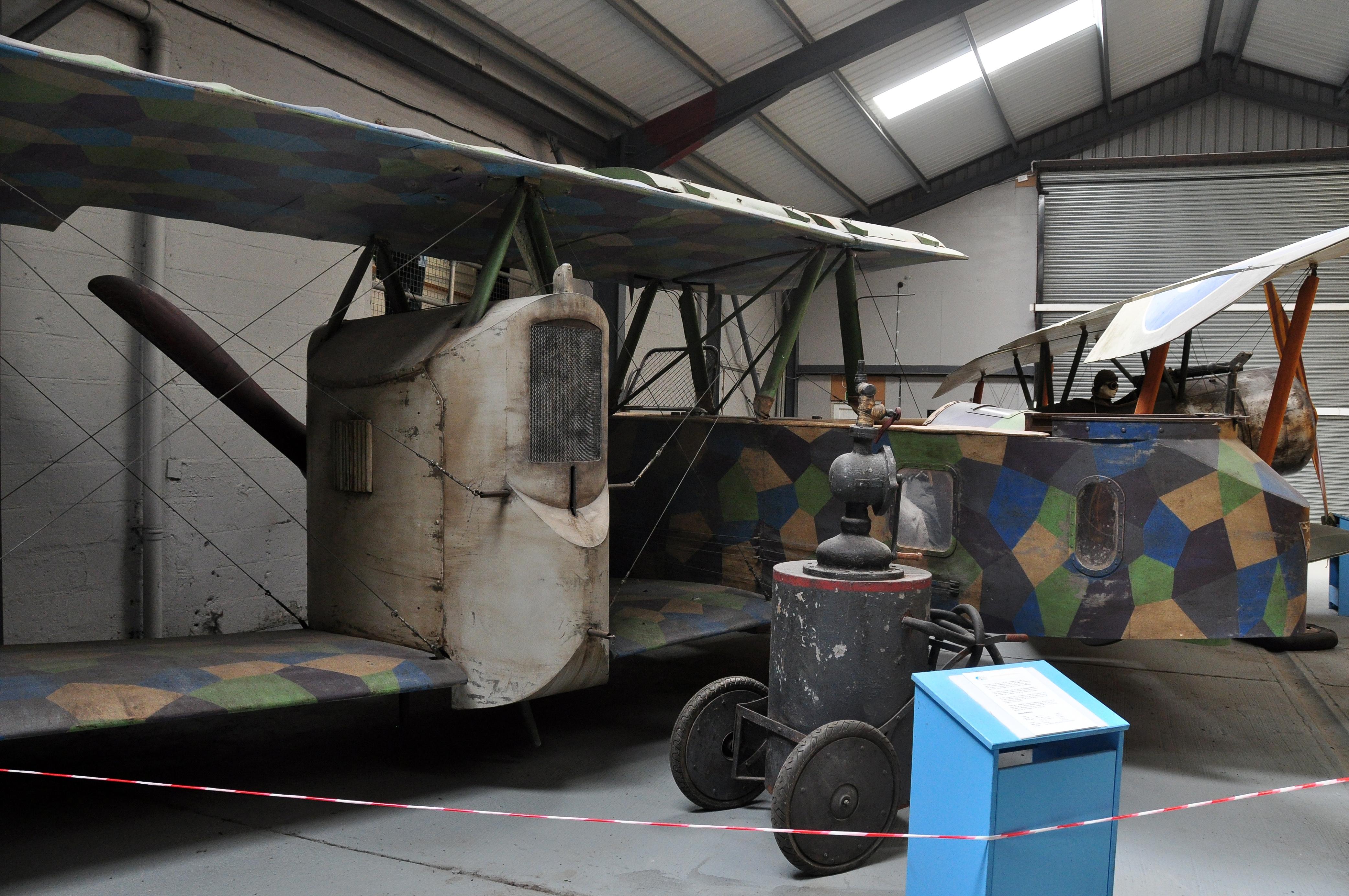 FileGotha Replica At RAF Manston History Museum 2