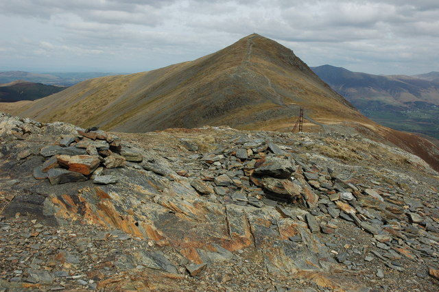 Grisedale Pike - geograph.org.uk - 1246530