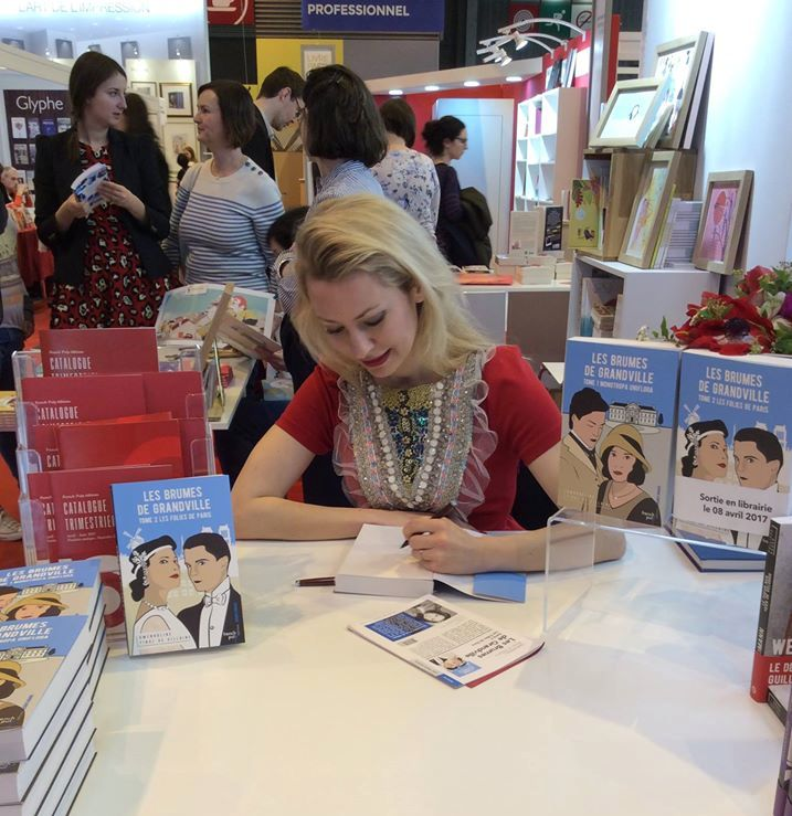 Fichier gwendoline finaz de villaine au salon du livre de for Salon de paris 2017