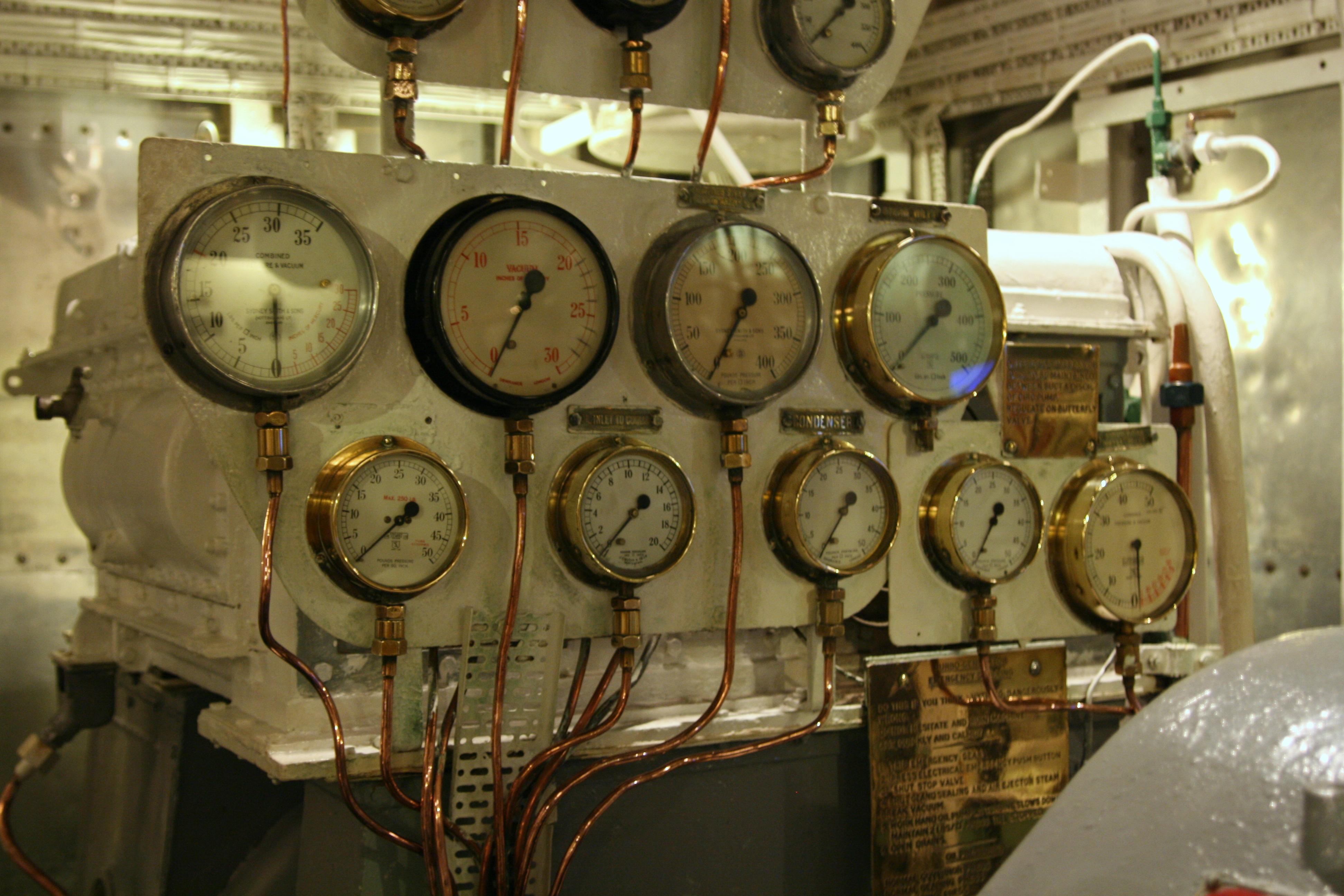 Boiler Room For Uderfrloorheating