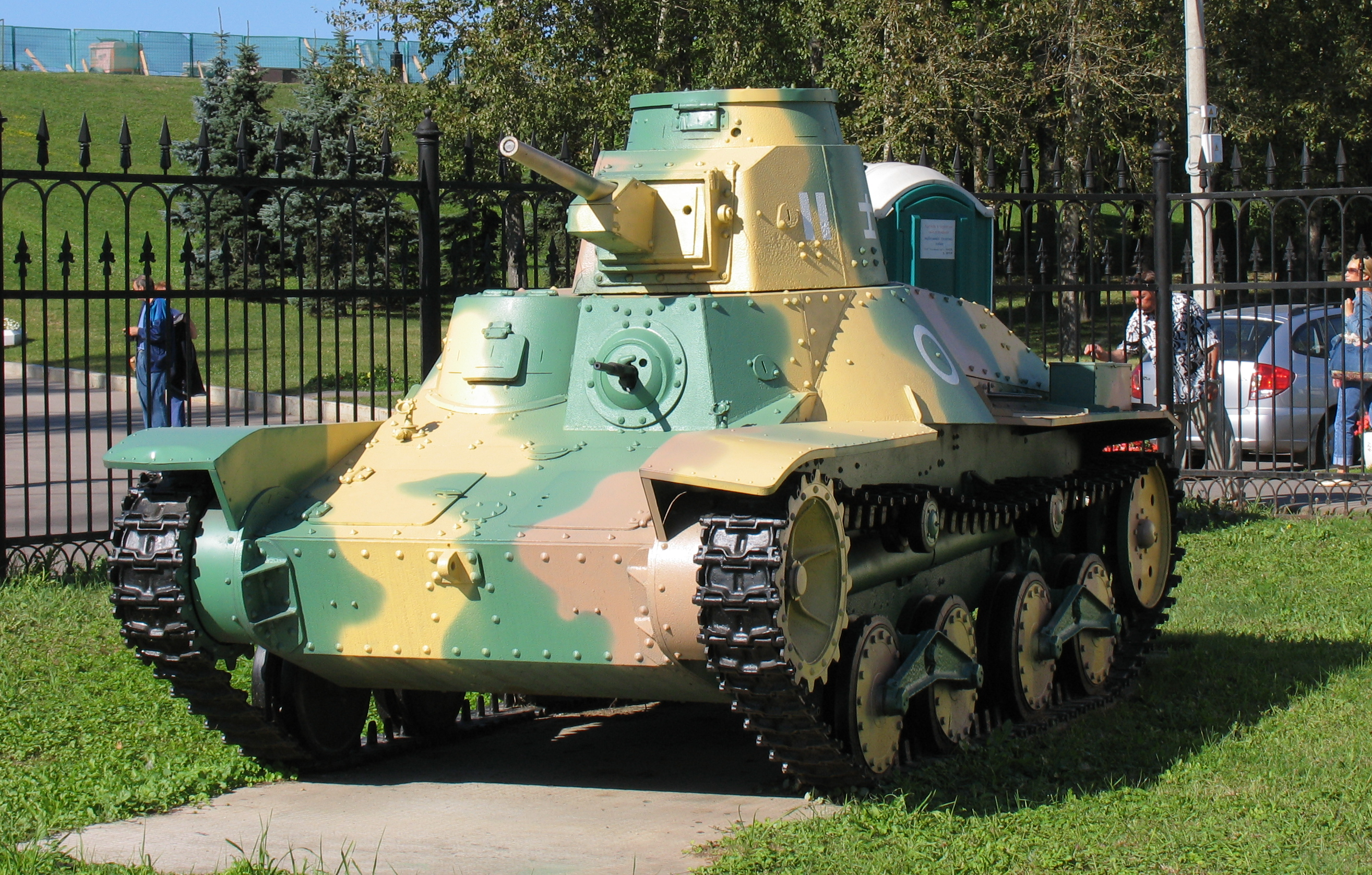 Type 95 Ha-Go light tank - Wikipedia