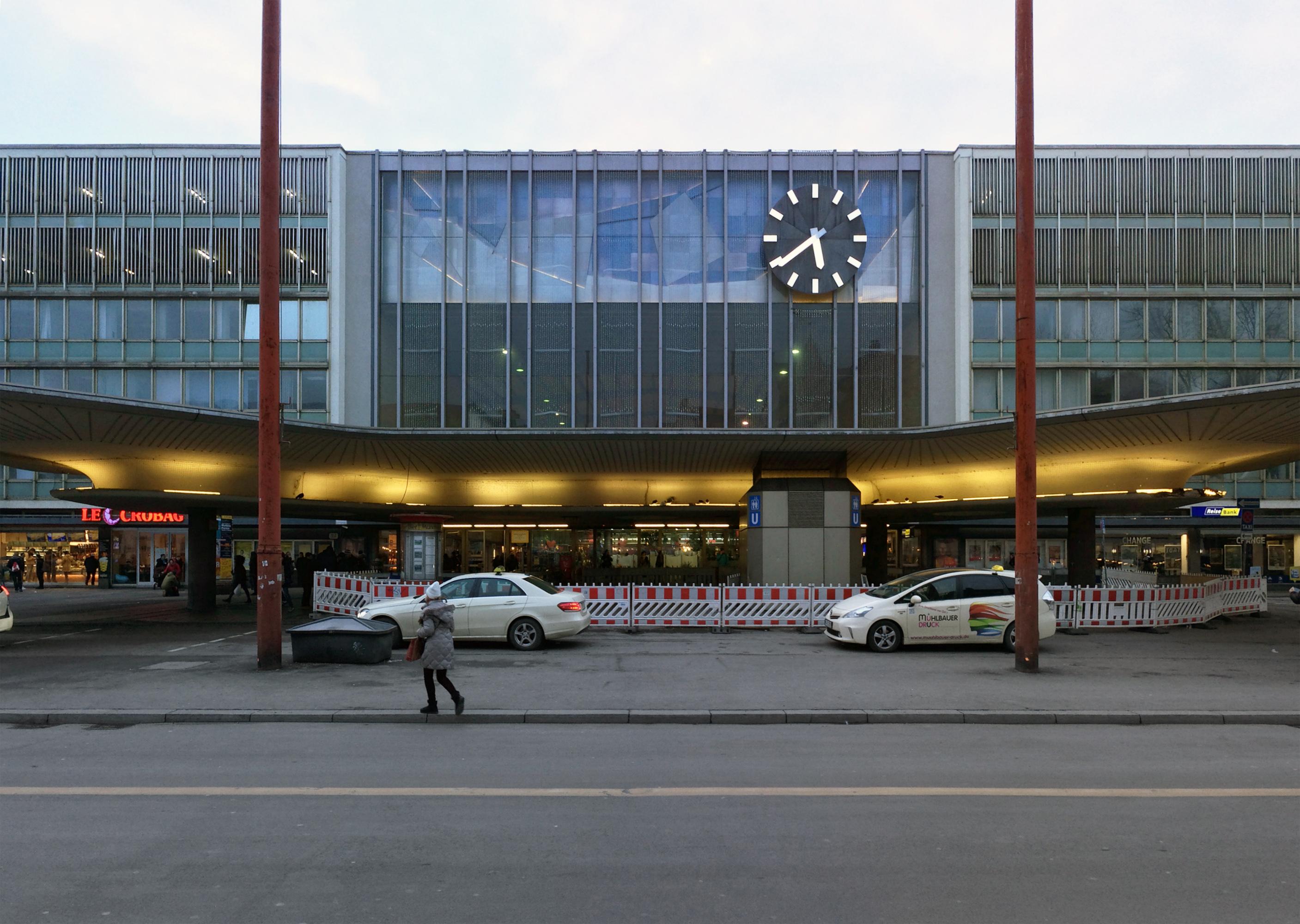 München Hauptbahnhof - Wikipedia