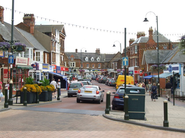 High Street, Hunstanton - geograph.org.uk - 1458719