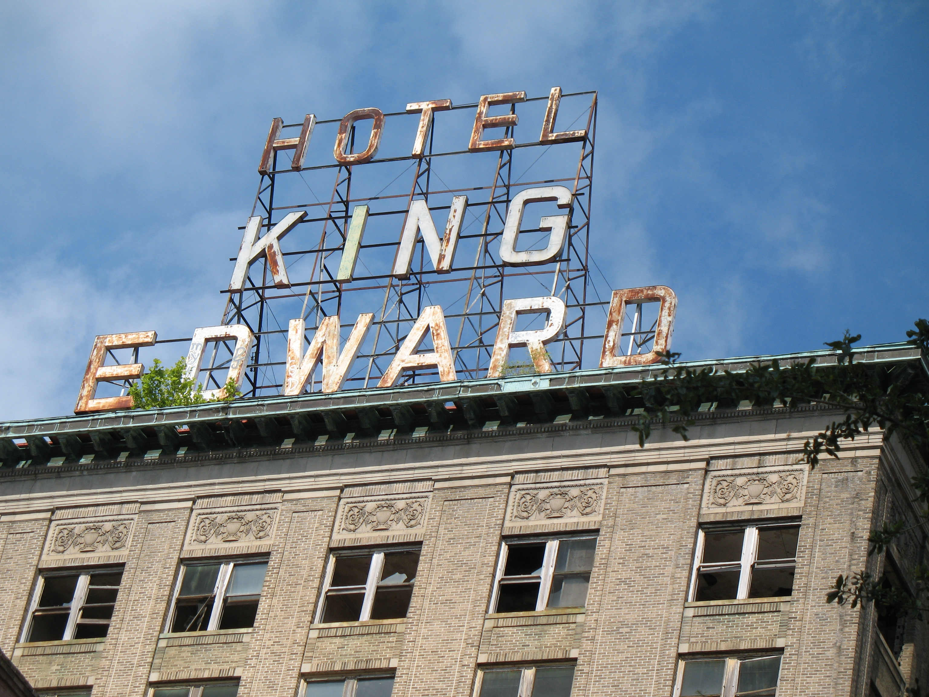King Edward Hotel Reviews