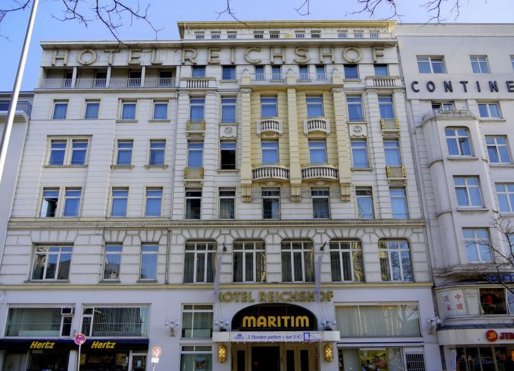 Hotels Com In Hamburg