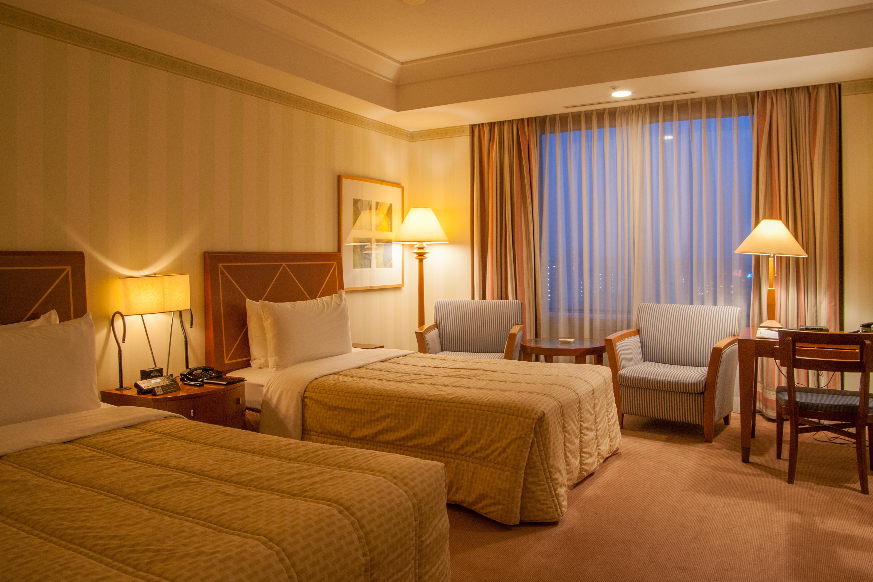Twin Room Hotel In Bradford
