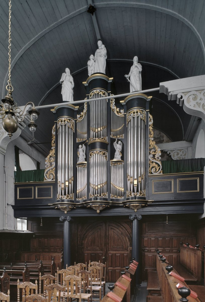 File interieur aanzicht orgel orgelnummer 782 kimswerd for Interieur 407