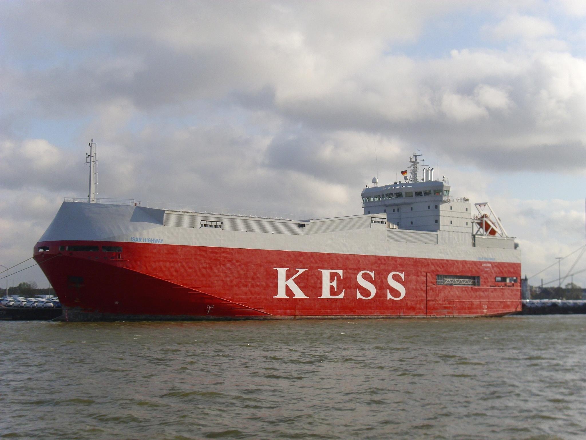 K Line European Sea Highway Services - Wikipedia