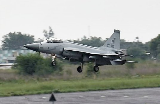 File:JF-17 landing.jpg - Wikimedia Commons