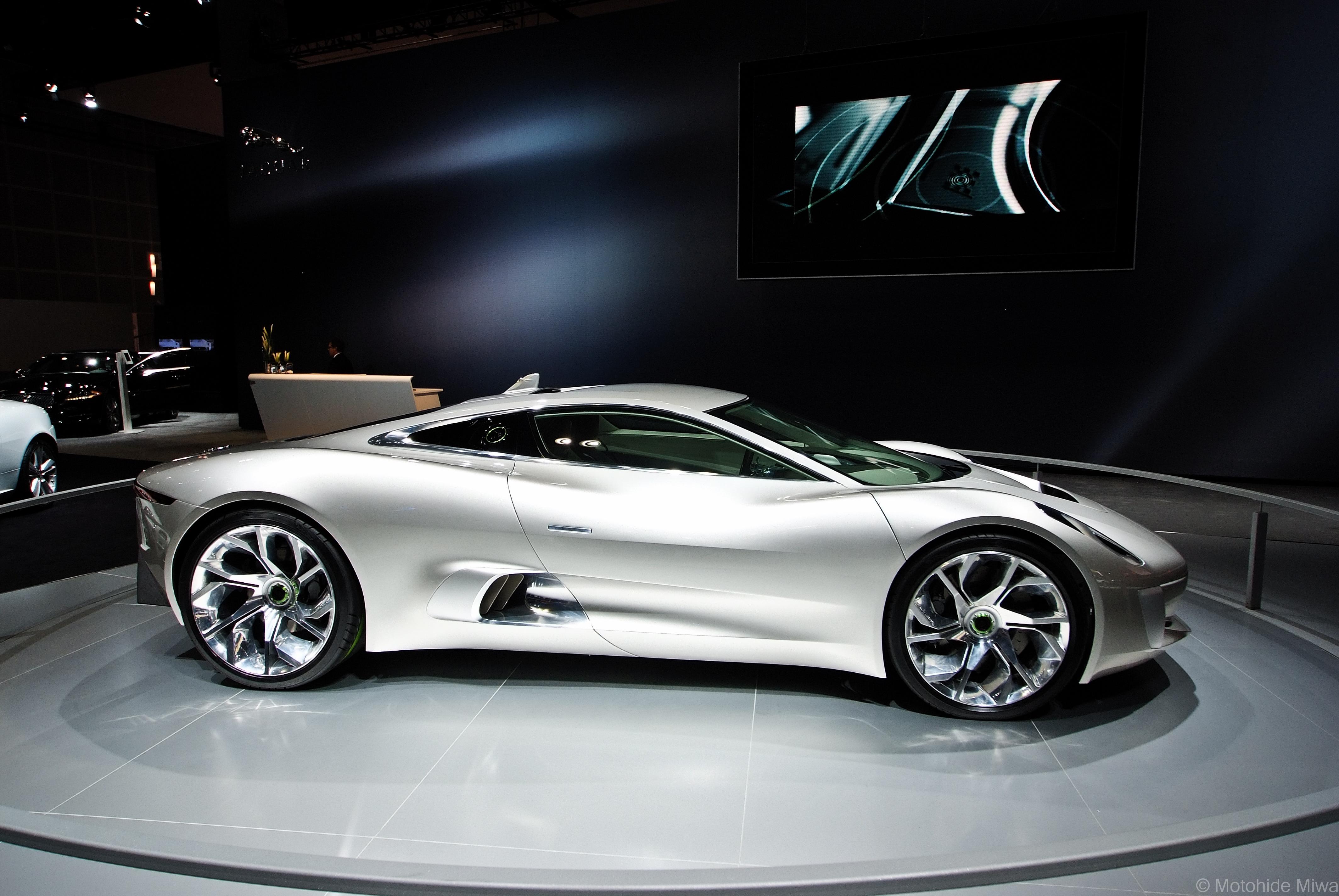 New Jaguar Car Images