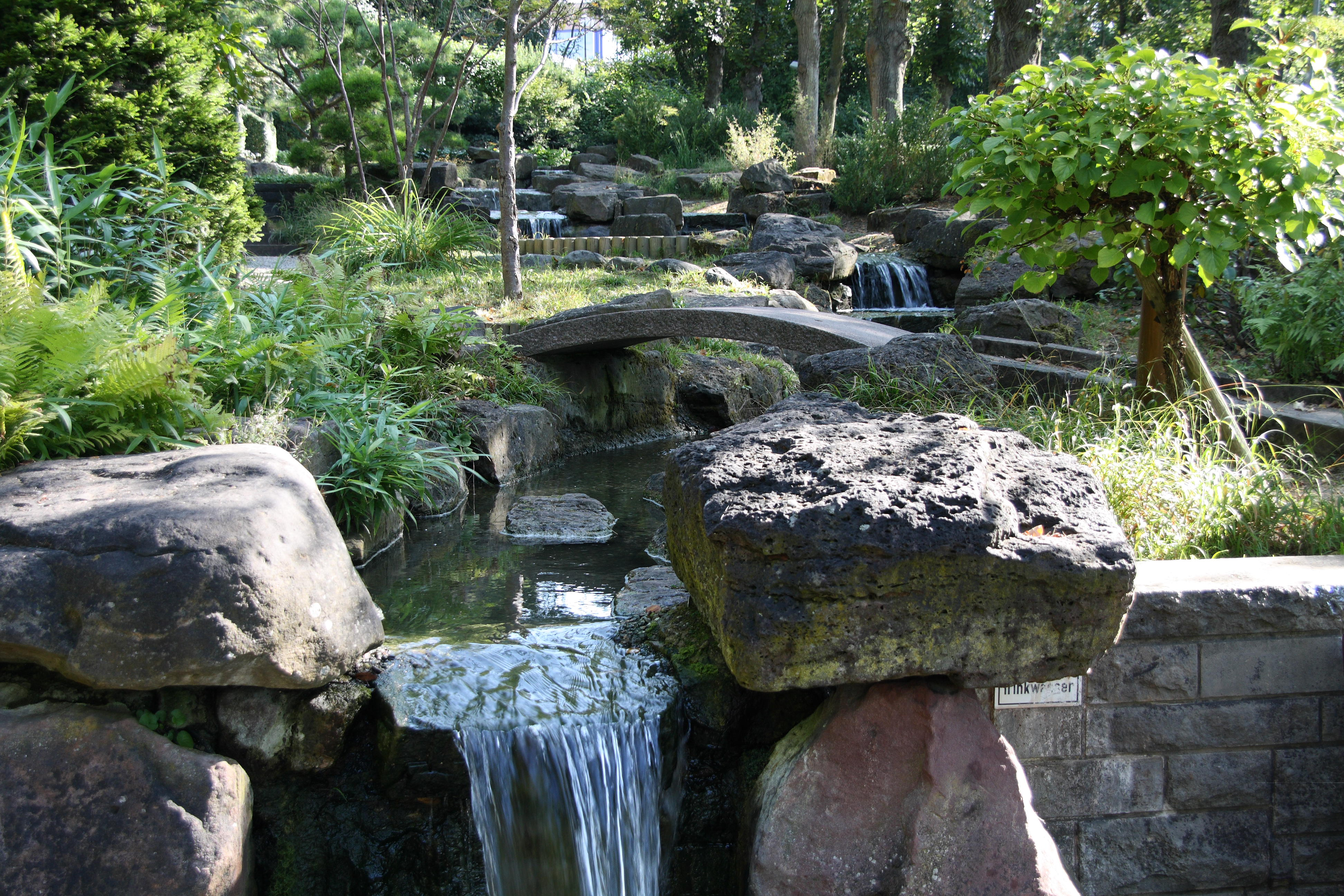Der Japangarten