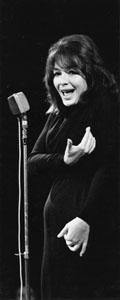 Juliette Gréco en 1963