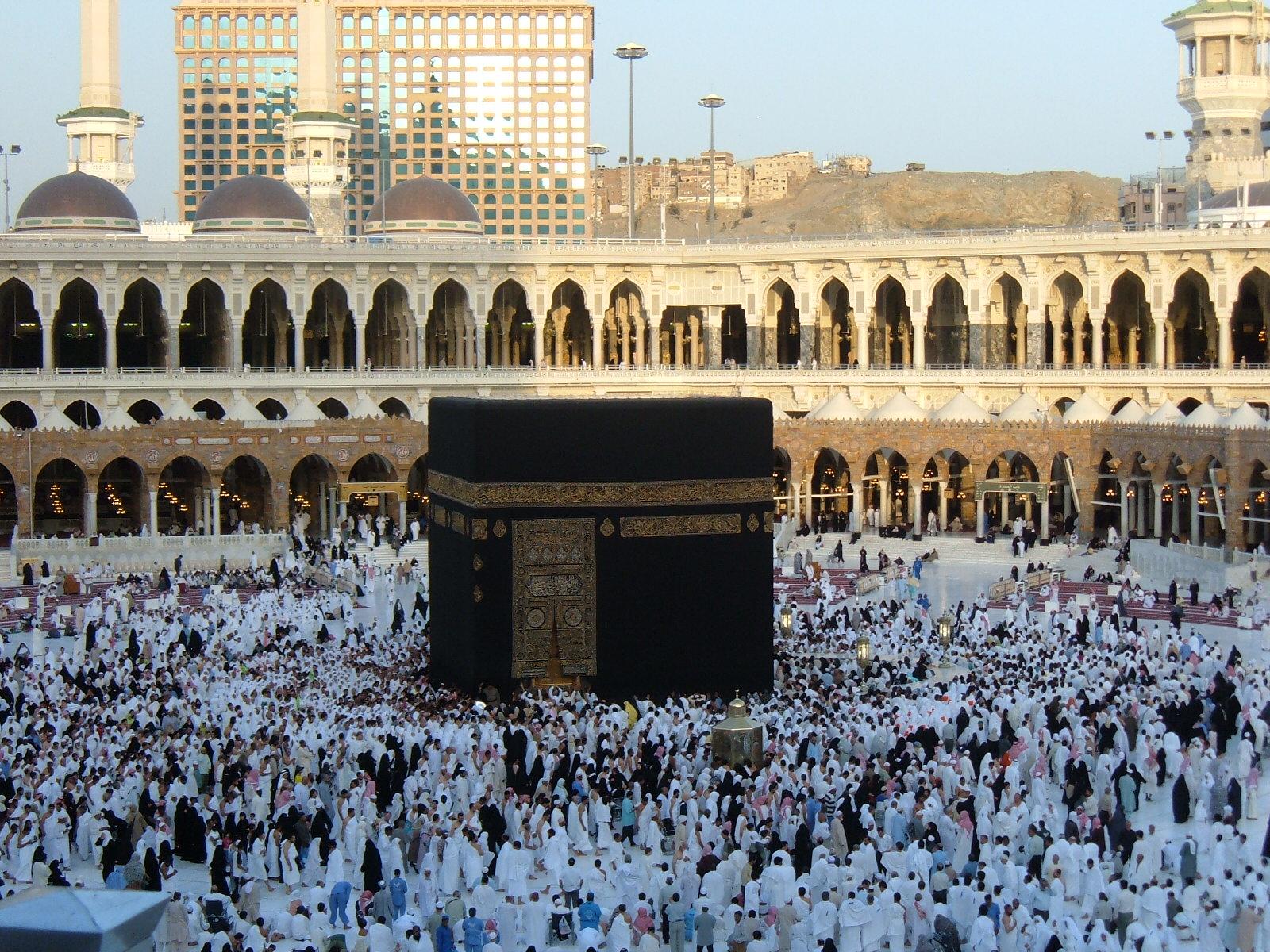 History of the Hajj - Wikipedia