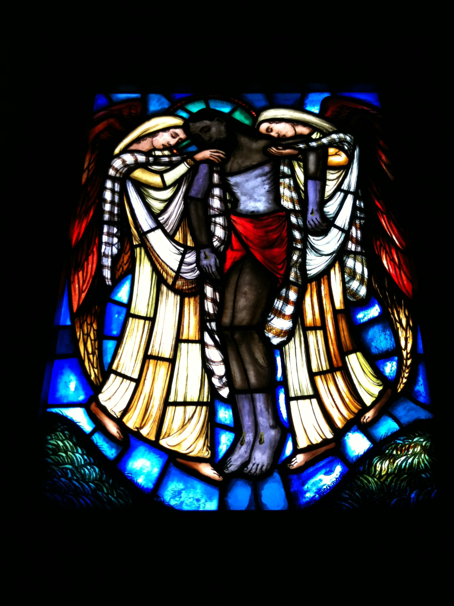Küchenfenster Basel ~ file kirche sils baselgia glasfenster jpg wikimedia commons