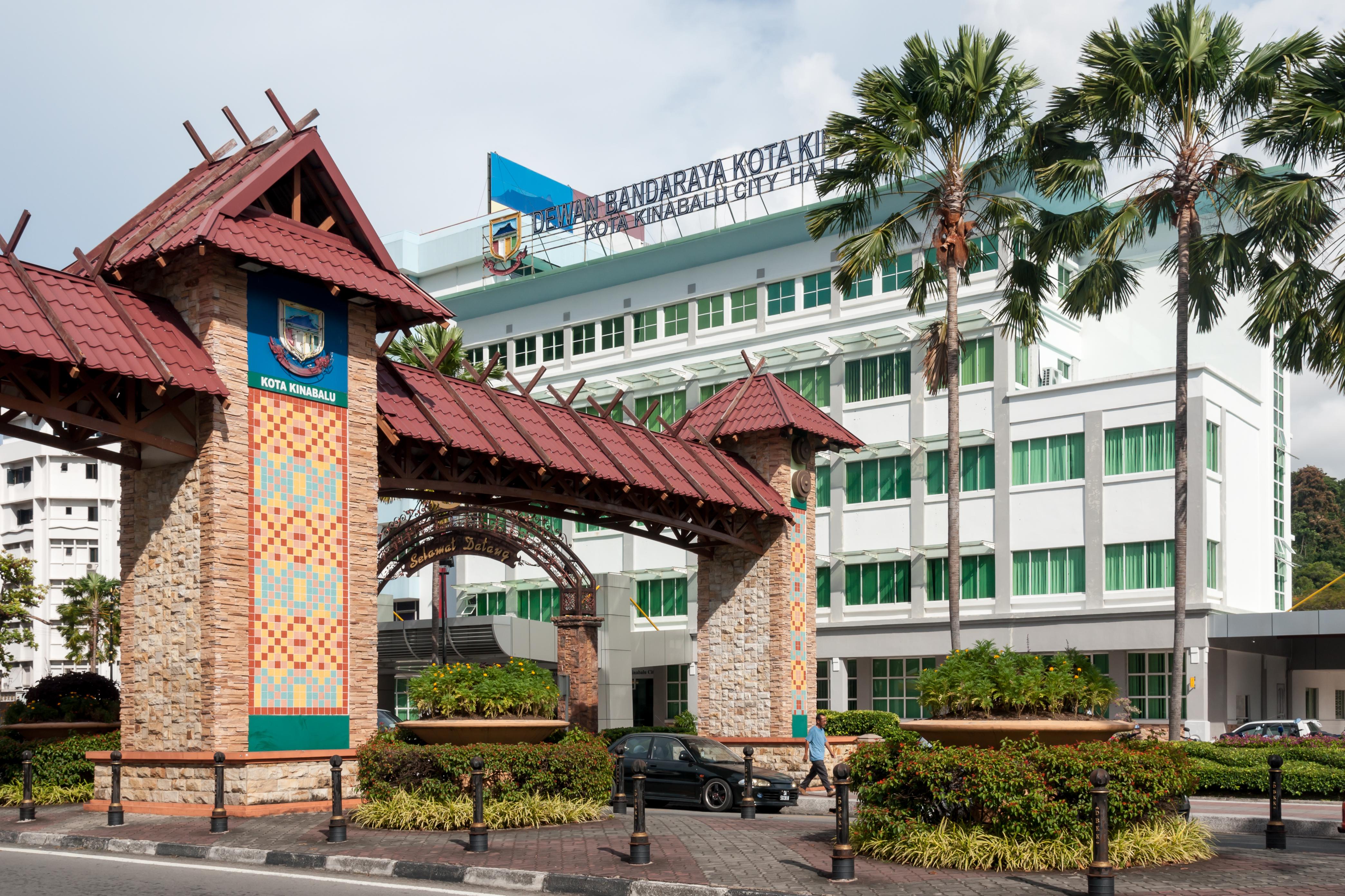 Pejabat Malaysia Airlines Kota Kinabalu