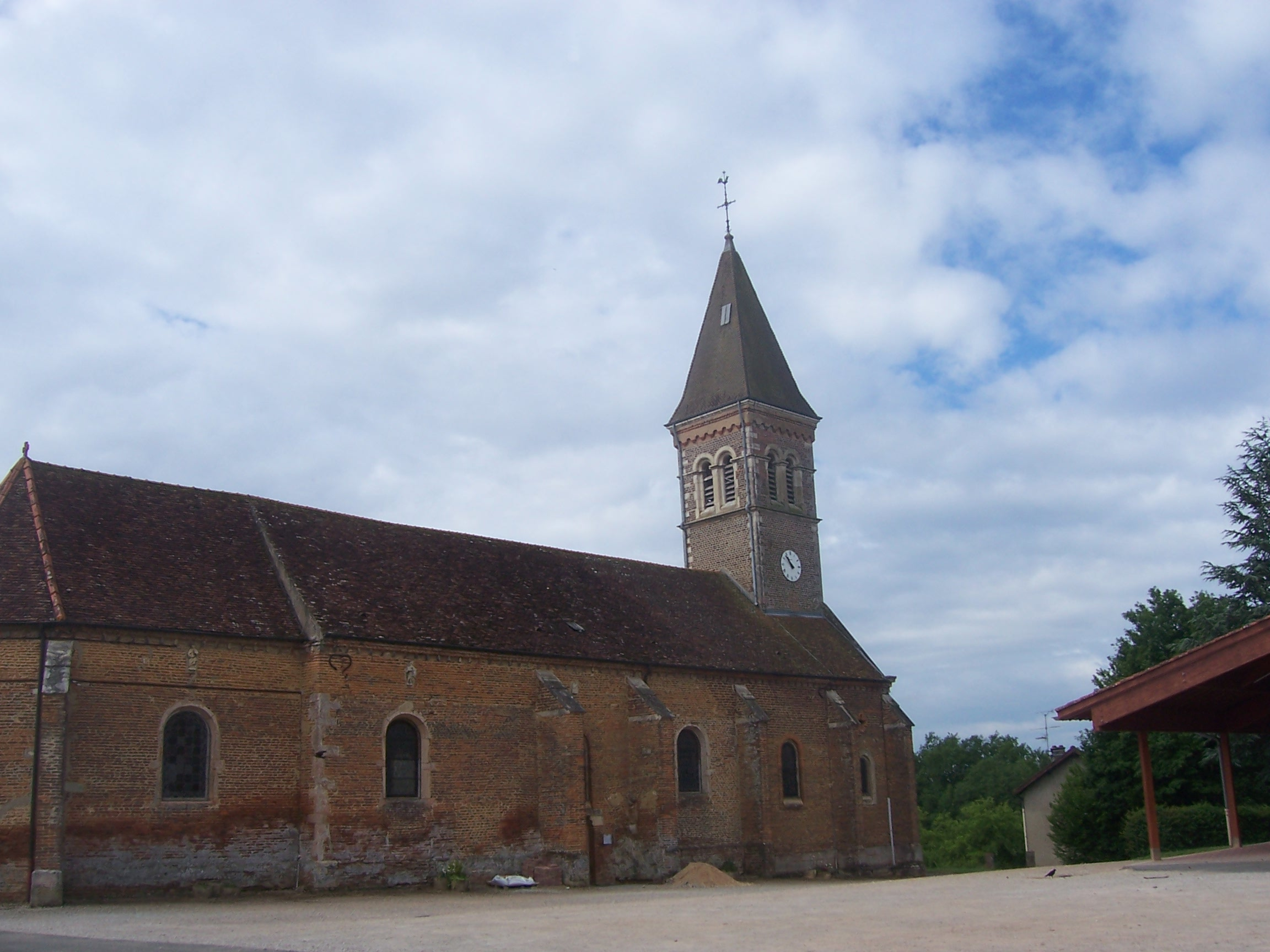 La Chapelle-Thècle