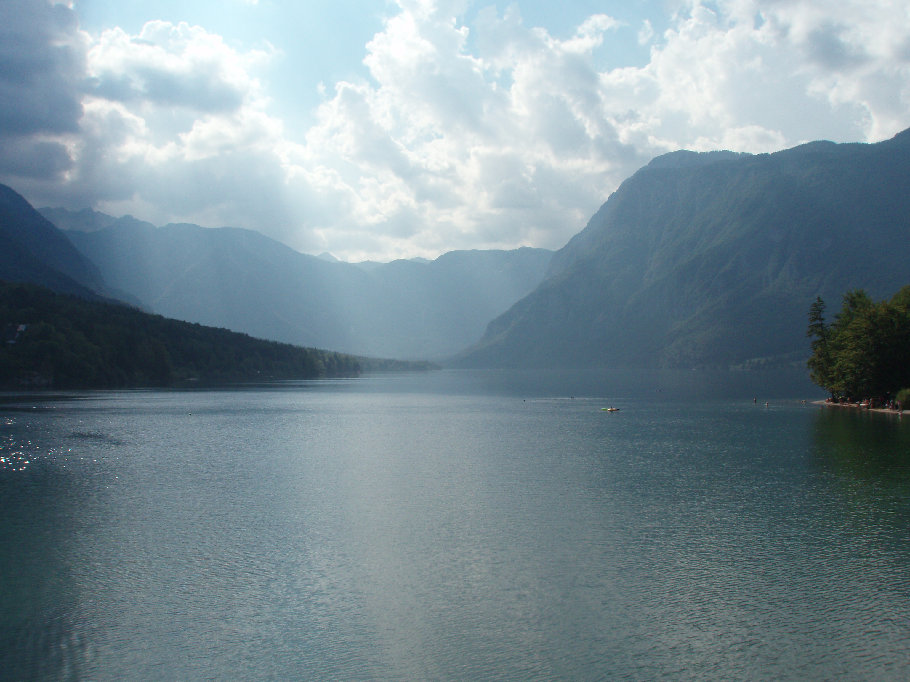 Image result for lac Bohinj