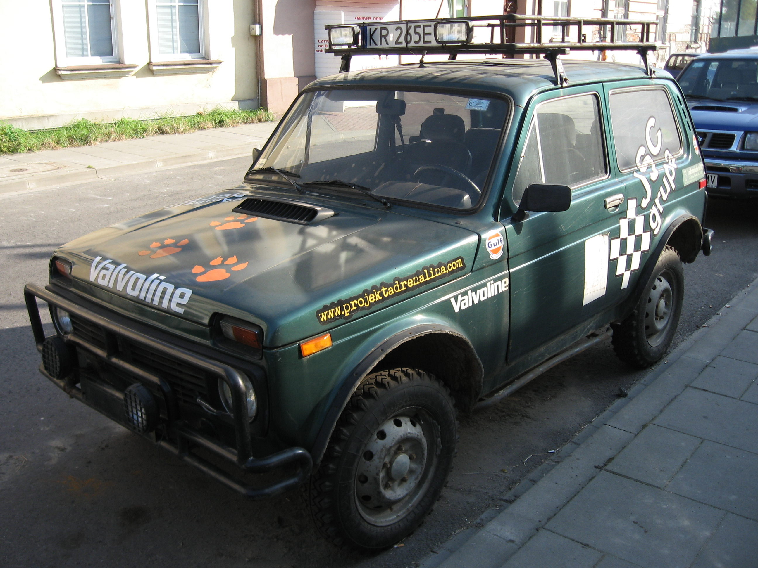 file lada niva 1600 luxus with rear lights from daewoo fso. Black Bedroom Furniture Sets. Home Design Ideas