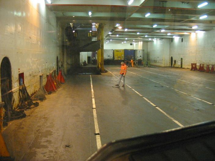 File:Lanes inside a RoRo ship.JPG