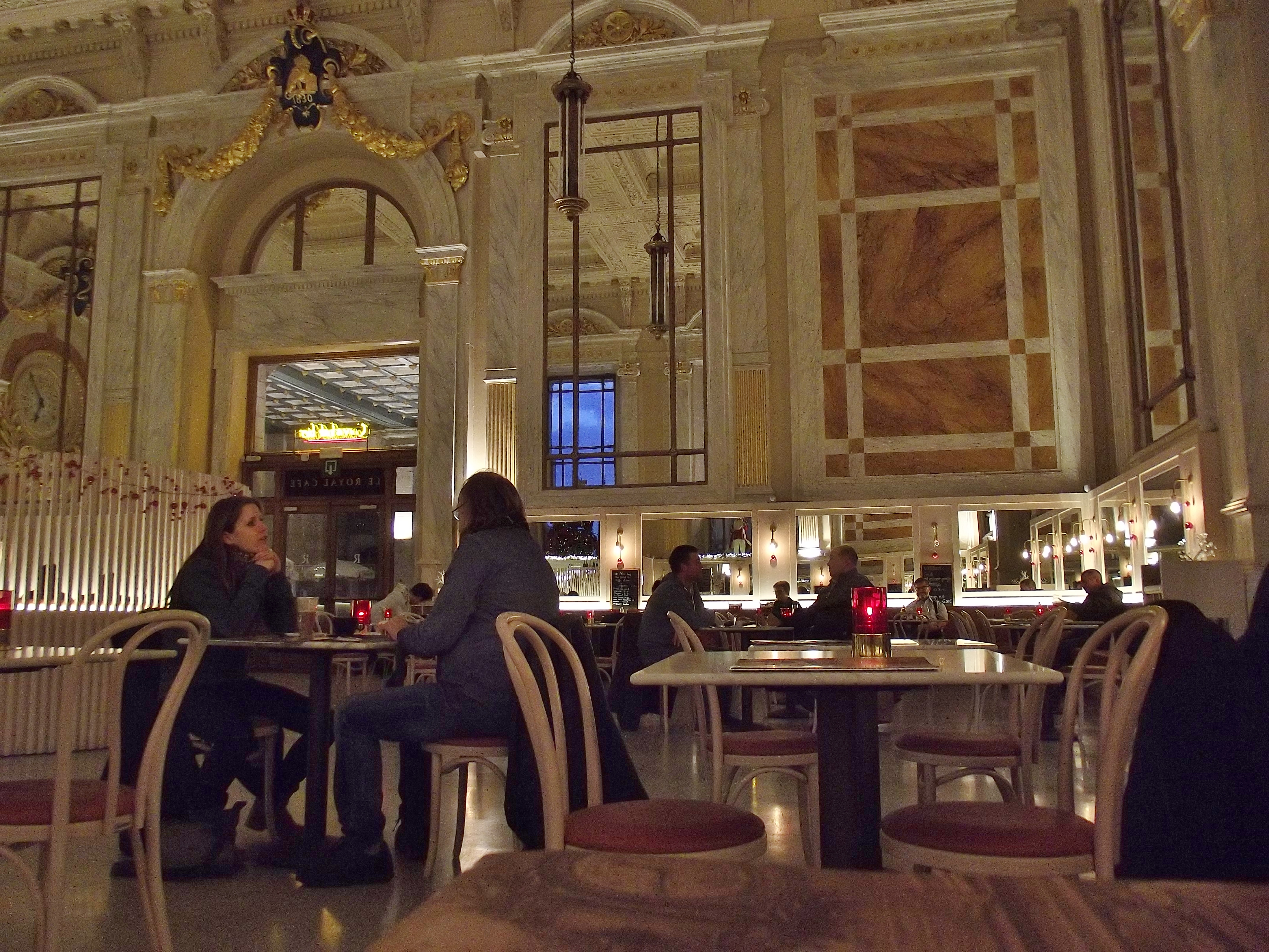 Le Caf Ef Bf Bd Restaurant Cave De La Marine Pont L Abb Ef Bf Bd