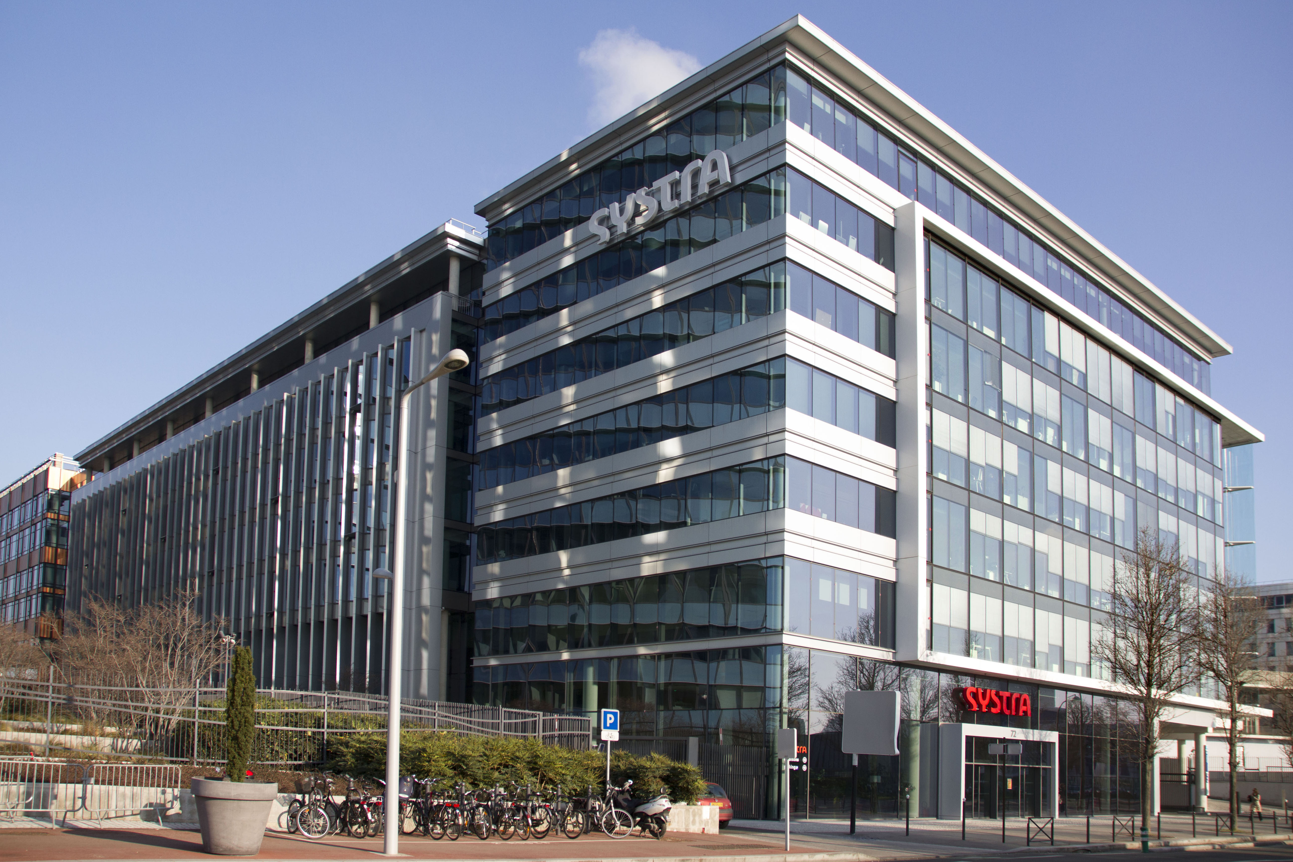 Entreprise D Architecture Lyon systra - wikipedia
