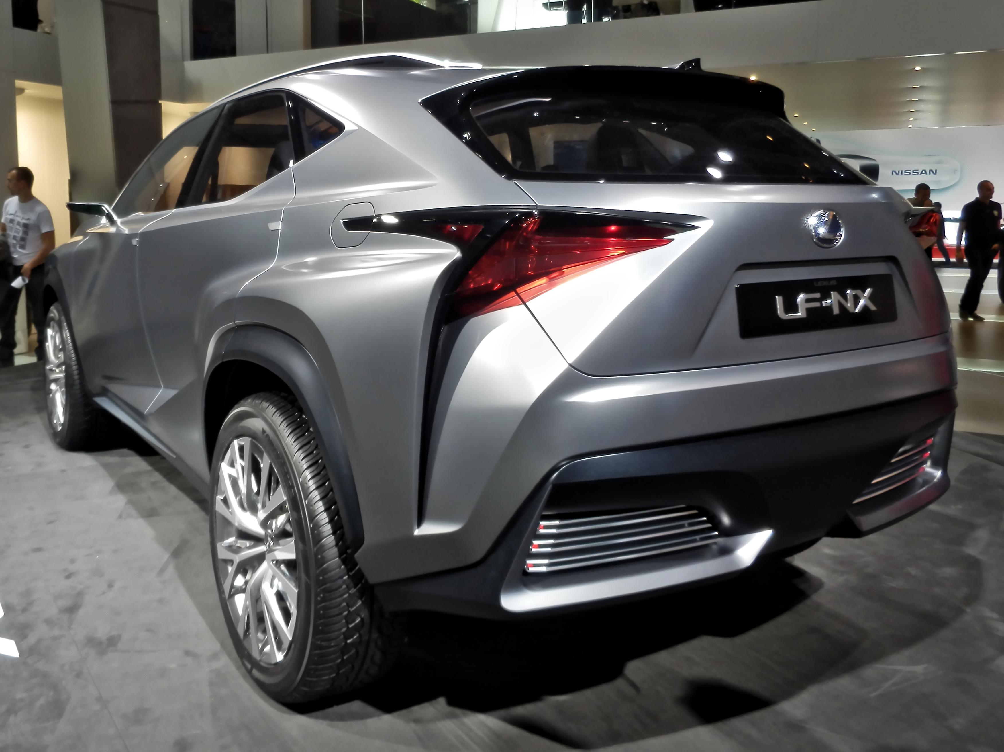 File Lexus Lf Nx Back Iaa 2017 Jpg