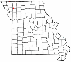 Loko di King City, Missouri