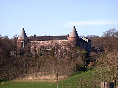 Abdij St. Benedictusberg Vijlen