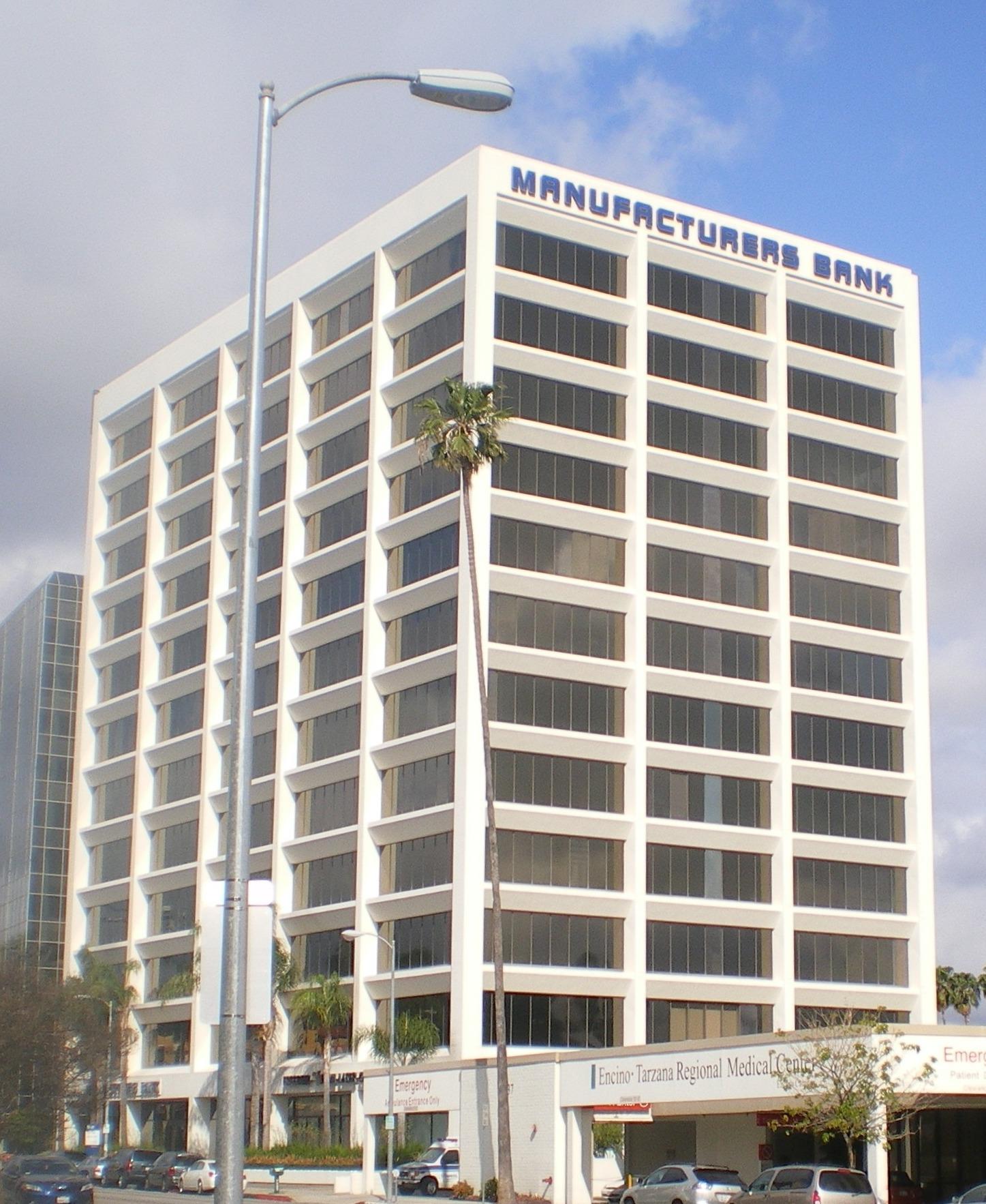 File Manufacturers Bank Building Encino Jpg