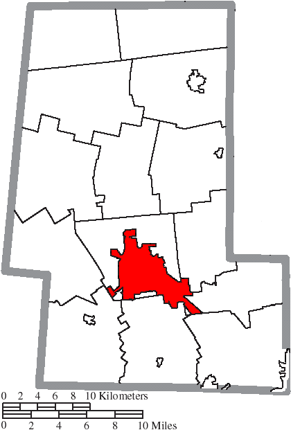 Union Ohio Map.File Map Of Union County Ohio Highlighting Marysville City Png